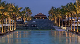 Enchanting Travels - Vietnam Tours - Hoi An - Four Seasons Resort The Nam Hai - Pool