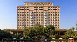 Fassade The Taj Mahal Hotel New Delhi Indien