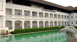 Enchanting Travels - India Tours - Brunton Boatyard - Exterior view