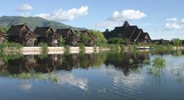 Enchanting Travels - Asia Tours - Myanmar -  Inle Princess Resort - Außenansicht