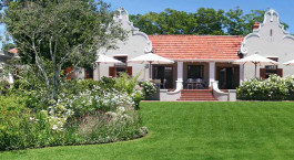 Außenansicht im Hotel Glen Avon Lodge  in Kapstadt, Südafrika