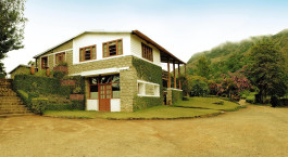 Enchanting Travels - South India Tours - Munnar -The Windermere Estate - exterior
