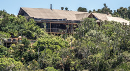 Exterior view at Kariega Settlers Drift , Eastern Cape Game Parks, South Africa