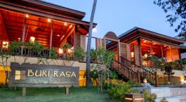 Außenansicht des Burirasa Village Koh Samui Hotel in Koh Samui, Thailand