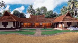 Enchanting Travels - Südindien Reisen - Alleppey -Emerald Isle Heritage Villa - Anwesen