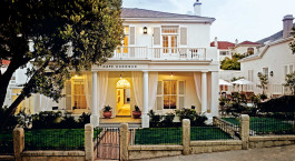 Exterior view of Cape Cadogan Boutique Hotel in Cape Town, South Africa