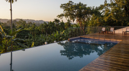 Pool at Jalakara Hotel on the Andaman Islands, India