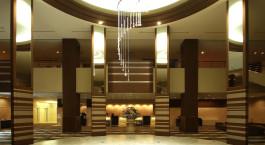 Lobby im ANA Crowne Plaza Kushiro Hotel in Japan Kushiro