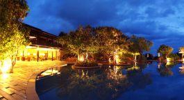 Außenansicht im Hotel Cinnamon Wild, Yala, Vietnam