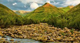 Mountain Kingdom in Lesotho