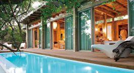 Pool im Hotel Kapama Karula Camp in Krüger, Südafrika