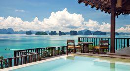 Thailand Luxushotel: Six Senses Yao Noi