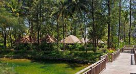 Enchanting Travels - Thailand Reisen - Khao - Haadson Resort - Außenansicht
