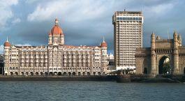 Taj Mahal Hotel, Mumbai, India, Asia