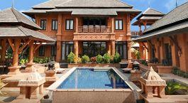 Enchanting Travels - Myanmar Tours-Bagan-Aureum Palace- Pool