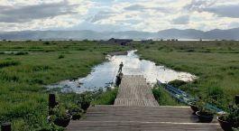Enchanting Travels - Asien Reisen- Myanmar - Villa Inle Resort and Spa -Außenansicht