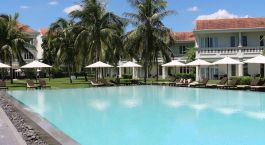 Enchanting Travels - Asien Reisen - Vietnam - Boutique Hoi An Resort - Pool