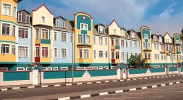 Deutsche Kolonialarchitektur in Swakopmund