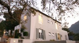 Four Rosmead Boutique Guest House- Exterior view of Four Rosemead Boutique Guesthouse in Cape Town, South Africa