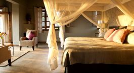 King room at Kitela Lodge, in Lake Manyara & Ngorongoro, Tanzania