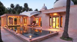 Amanbagh Pool Ajabgarh Rajasthan India Tour