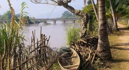 Mekong Kreuzfahrt ab Pakse