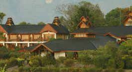 Enchanting Travels - Asia Tours - Myanmar - Inle Lake - Inle Resort & Spa - Exerior view