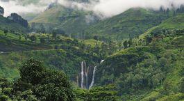 Traumhafte Natur bestimmt das Bild von Nuwara Eliya
