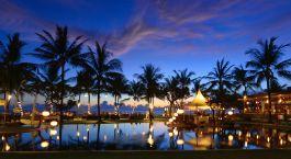 Pool im Hotel The Samaya Seminyak Hotel in Indonesia, Seminyak
