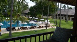 Pool im Hotel Alila Manggis, Candidasa, Indonesien