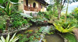 Exterior view at Puri Lumbung Cottage, Munduk, Indonesia