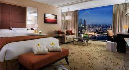 Enchanting Travels - Asien Reisen - Singapur- Marina Bay Sand - Schlafzimmeraussicht