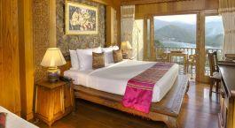 Zimmer im Hotel Santhiya Resort in Koh Phangan, Thailand