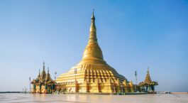 Enchanting Travels Myanmar Tours Naypyidaw city
