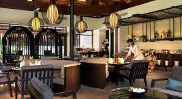 Speisesaal im Meritus Pelangi Beach Resort & Spa Hotel in Langkawi, Malaysia