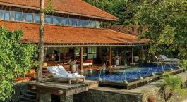 Enchanting Travels - Malaysia Tours - Langkawi -Four Seasons Resort Langkawi - exterior view