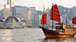 Enchanting Travels Asia Tours Hong Kong City