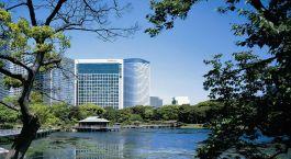 Enchanting Travels Japan Tours Tokyo Hotels Conrad Tokyo Exterior_HR