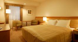 Doppelzimmer im Park Hotel Tokyo in Tokio, Japan