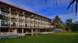 Enchanting Travels Sri Lanka Tours Bentota Hotels Temple Tree Resort and Spa Facade