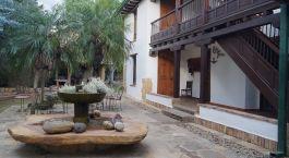 Enchanting Travels Colombia Tours Villa de Leyva Hotels Casa Terra - Exterior