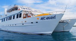 Enchanting Travels South America Tours Ecuador Cruises Yacht Anahi Galapagos yate