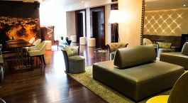 Enchanting Travels Bolivia Tours La Paz Hotels Stannum Boutique Hotel & Spa Common area