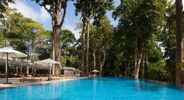 Enchanting Travels India Tours Andaman Hotels Taj Exotica Pool