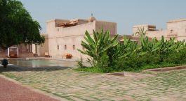 Ranvas Nagaur Hotel - Courtyard