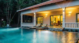 Poulo Condol Resort and Spa Villa