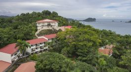 Exterior view of Parador Resort & Spa Hotel in Manuel Antonio, Costa Rica