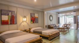 Zweibettzimmer im Plaza Yara Hotel in Manuel Antonio, Costa Rica