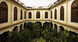 Enchanting Travels Morocco Tours Fes Hotels Palais Amani Garden views 1