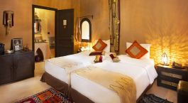 Enchanting Travels Morocco Tours Ouarzazate Hotels Ksar Ighnda Room